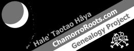 Håle' CHamoru ~ CHamoru Roots