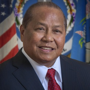 CNMI Governor Eloy Songao Inos