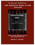 1920 Census of Guam Transcribed EBook for Windows PC